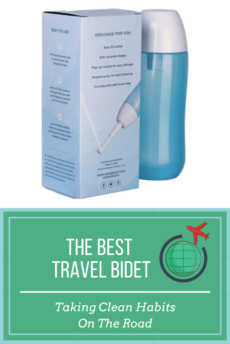 best travel bidet