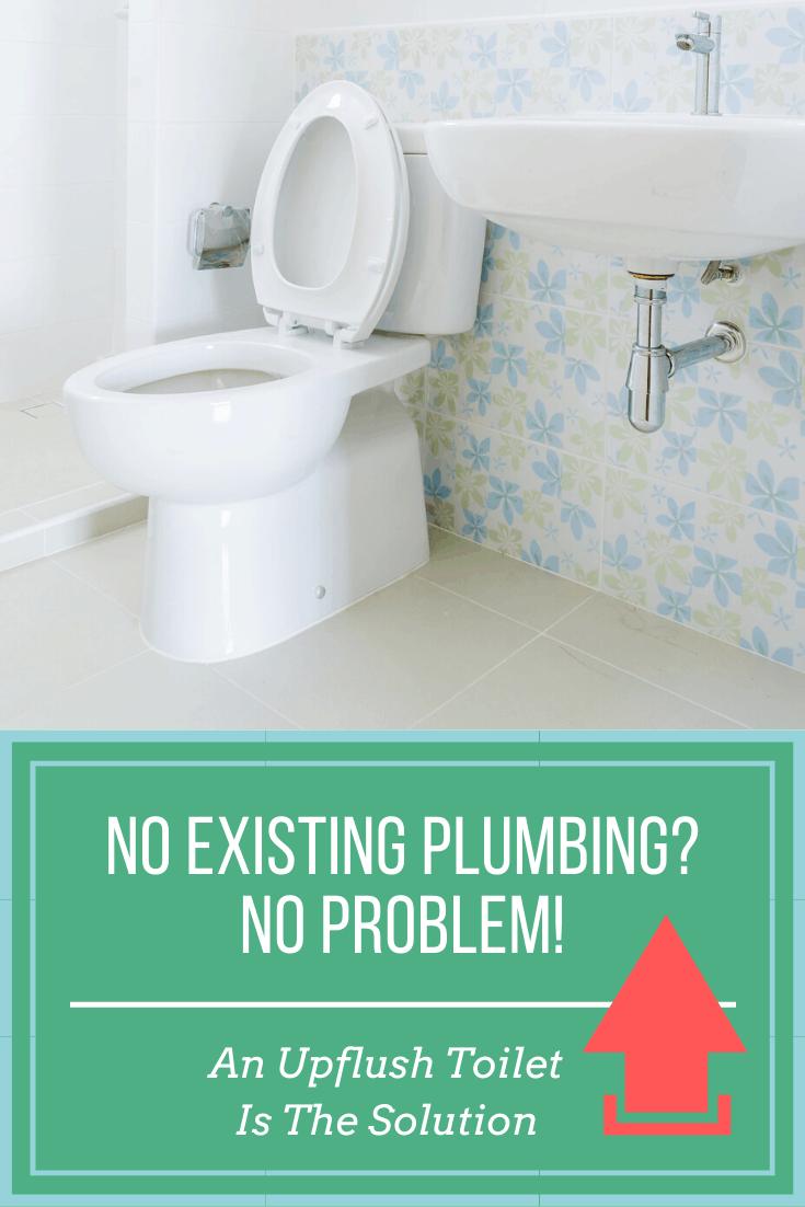 upflush toilets
