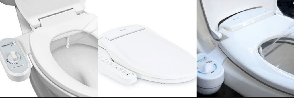 bidet toilet seat comparison