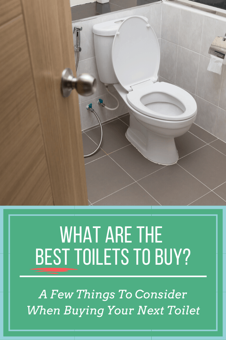 what toilet to buy