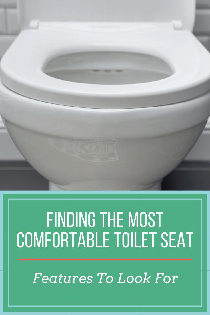 comfy toilet seat
