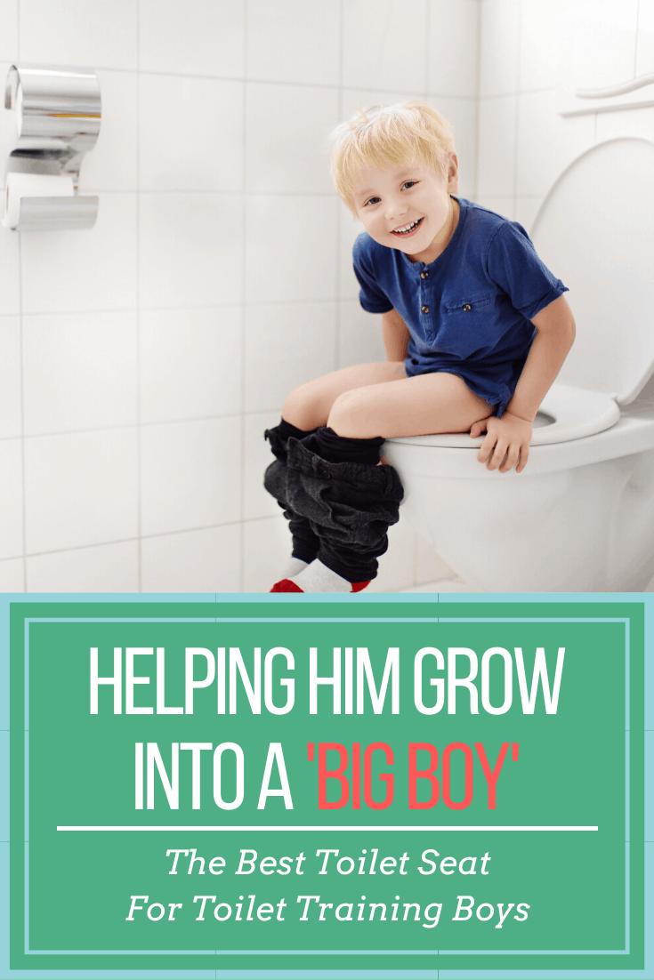 toilet seats for toddler boys
