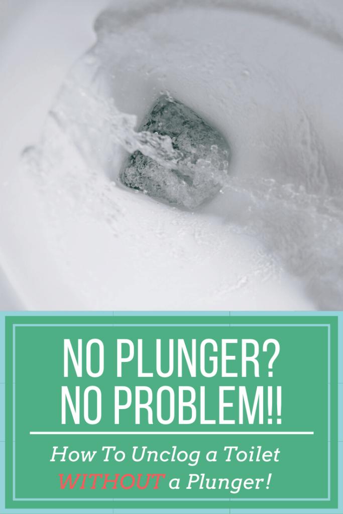 no plunger no problem