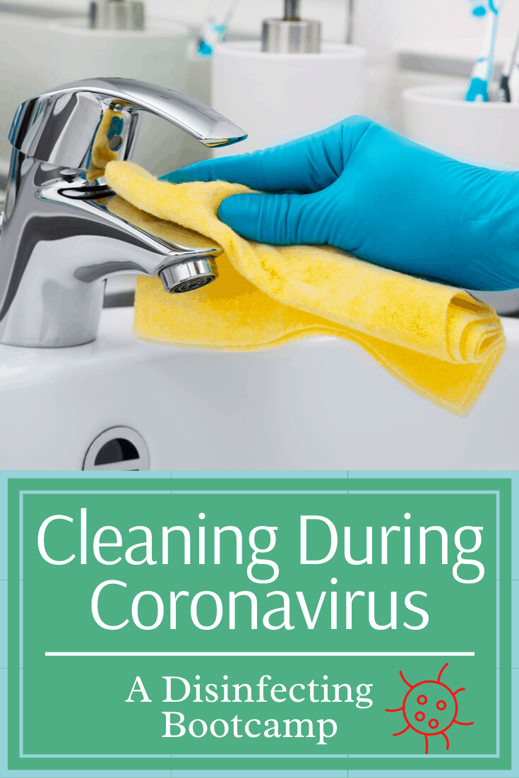 Cleaning During Coronavirus