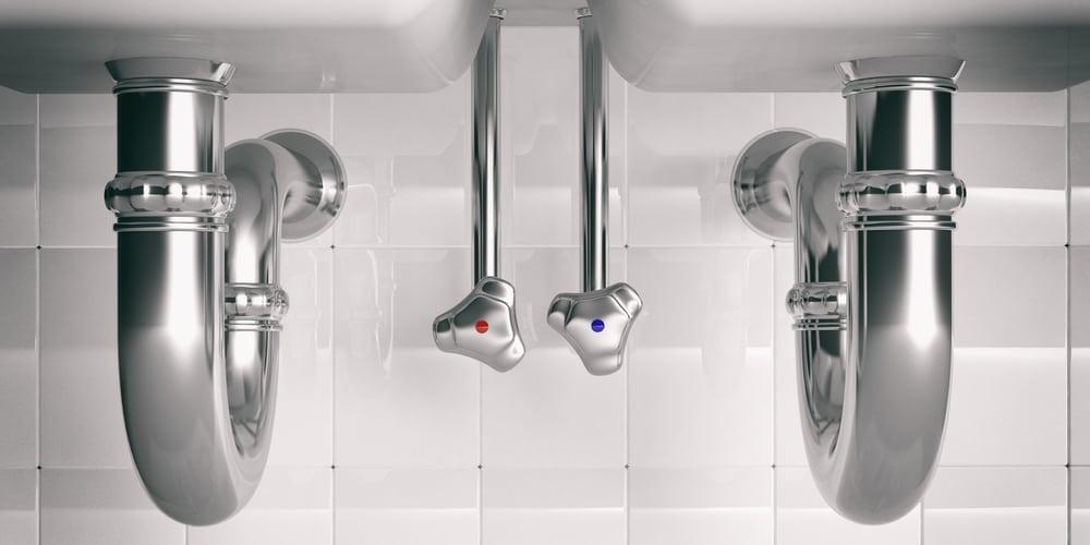 water shut off valves